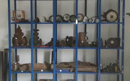 DDR – Pumpwerk – Denkmalschutz seit 2007