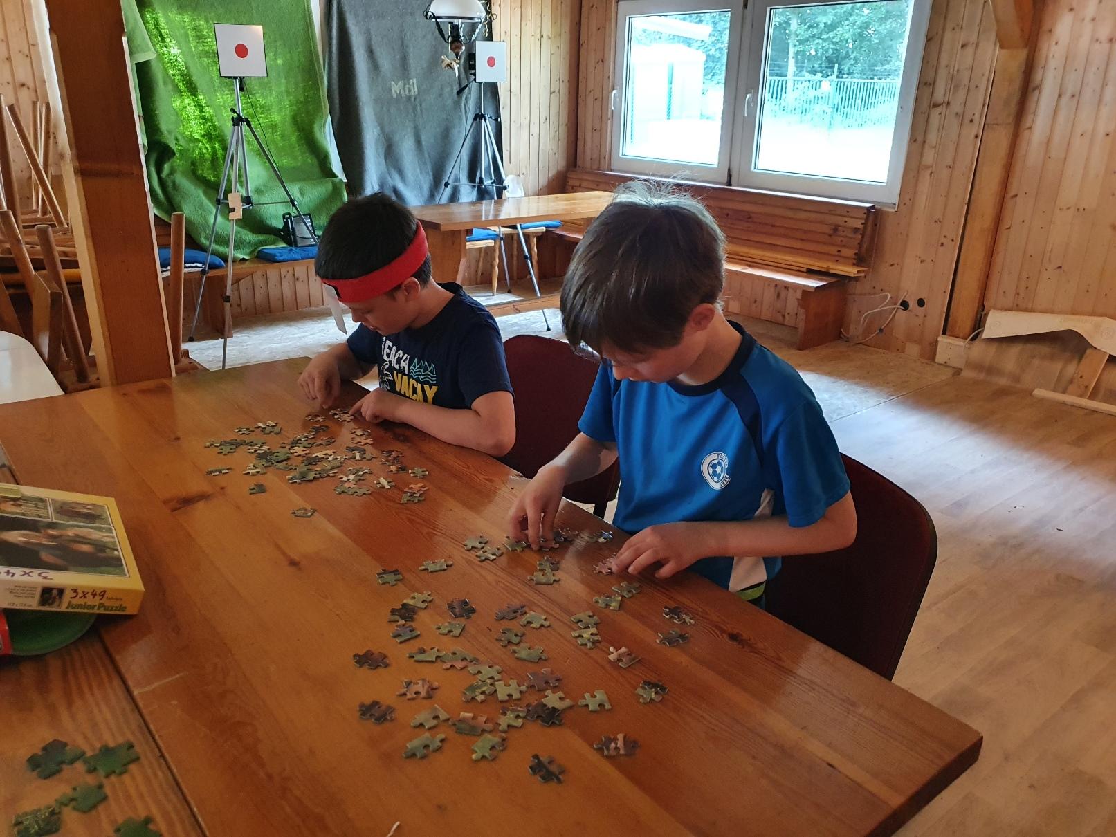 Jugendcamp der Kinder und Jugendlichen der Kamenzer Schützengesellschaft e.V.
