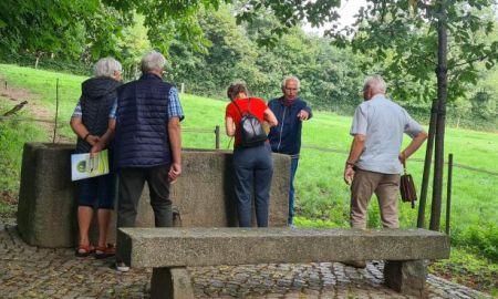 Interessierte Besucher zum Tag des offenen Denkmals