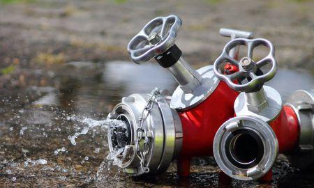 Leistungsmessungen für die Löschwasserbereitstellung